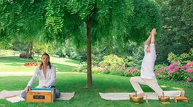 <Yoga en Italie
