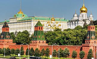 La Russie des Tsars: les nuits blanches à Moscou et Saint-Pétersbourg
