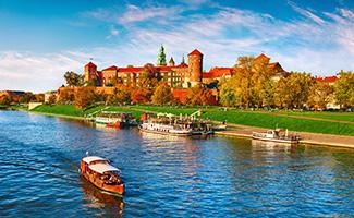 Pologne: de la Baltique à Cracovie