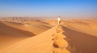 Abu Dhabi et Oman