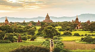 Jours de fête en Birmanie