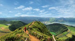 Les Açores, merveilles de l'Atlantique
