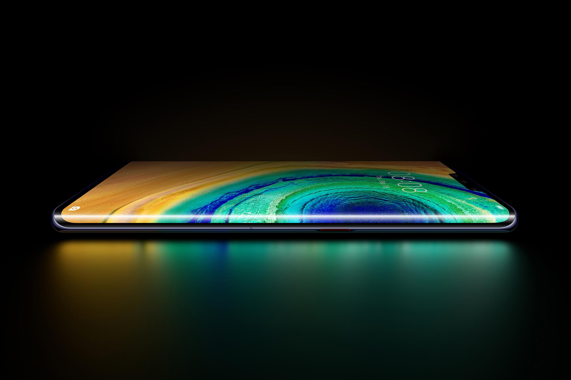 Économie : Huawei dévoile ses mobiles en plein ouragan Donald |